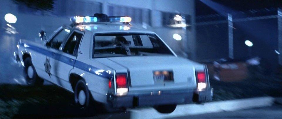 Imcdb Org  1983 Ford Ltd Crown Victoria In  U0026quot Terminator 2  Judgment Day  1991 U0026quot