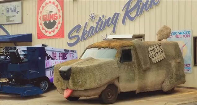 Imcdb Org 1984 Ford Econoline In Quot Dumb And Dumber To 2014 Quot