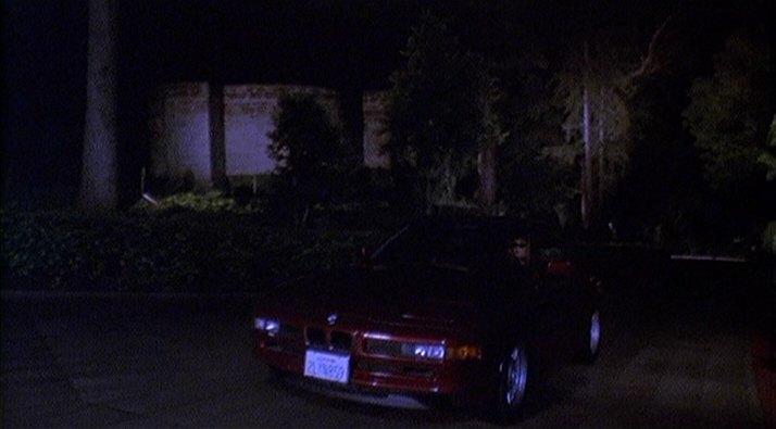 "Bmw 850i 2017 >> IMCDb.org: 1991 BMW 850i [E31] in ""Death Becomes Her, 1992"""