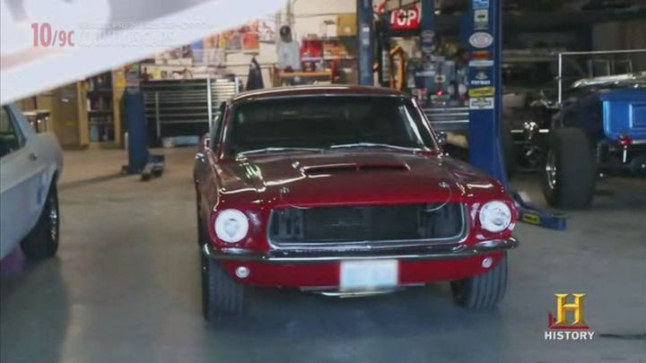 Imcdb Org 1968 Ford Mustang Gt In Quot Counting Cars 2012 2019 Quot