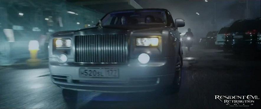 Imcdb Org 2009 Rolls Royce Phantom In Quot Resident Evil