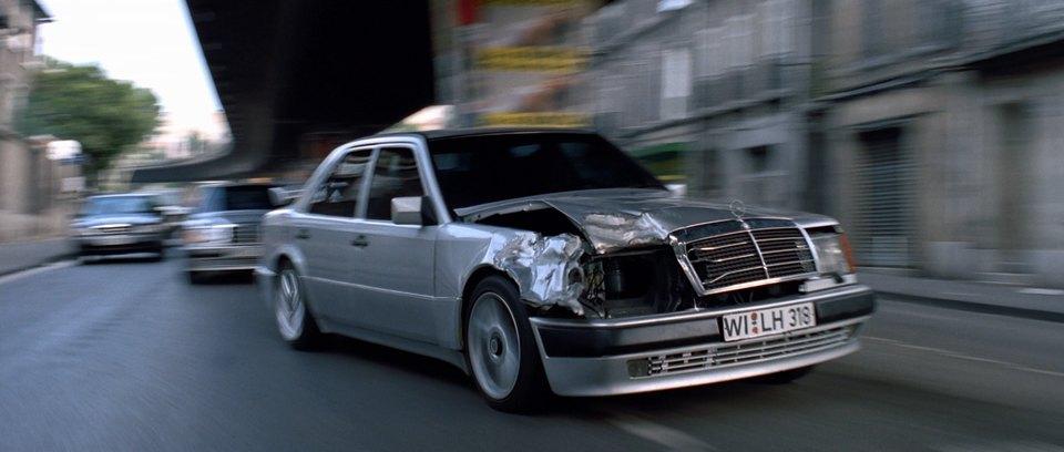 IMCDb org: 1992 Mercedes-Benz 500 E [W124] in