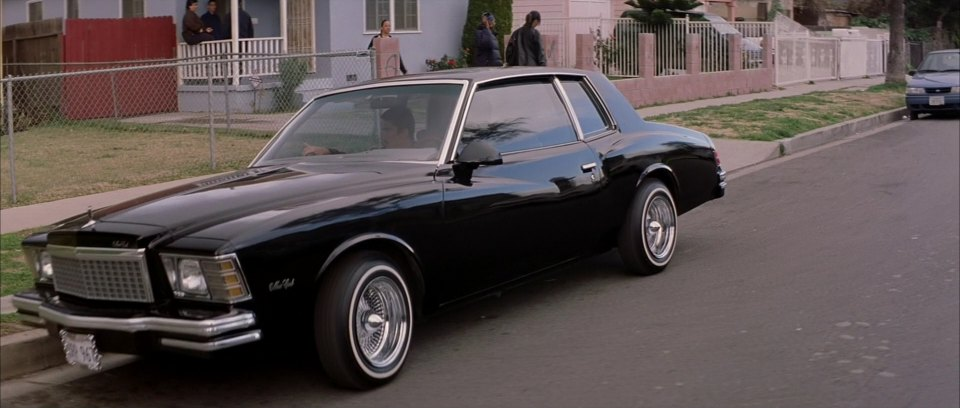 "2017 Buick Grand National >> IMCDb.org: 1979 Chevrolet Monte Carlo in ""Training Day, 2001"""