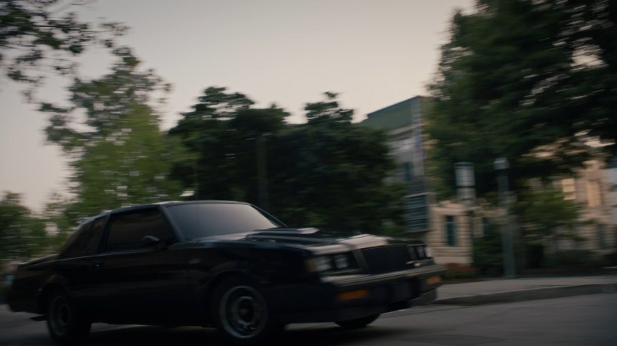 "IMCDb.org: Buick Grand National in ""Watchmen, 2019-??"""