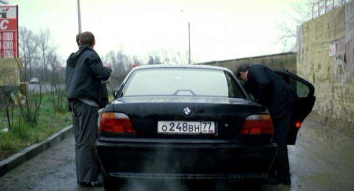 "IMCDb.org: 1995 BMW 750iL [E38] In ""Bumer, 2003"""