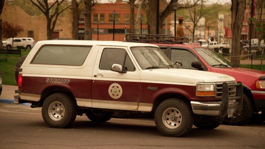 Imcdb Org 1994 Ford Bronco In Quot Longmire 2012 2019 Quot