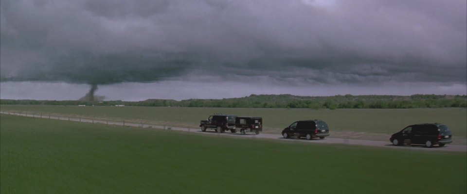 Bill Paxton Twister Truck