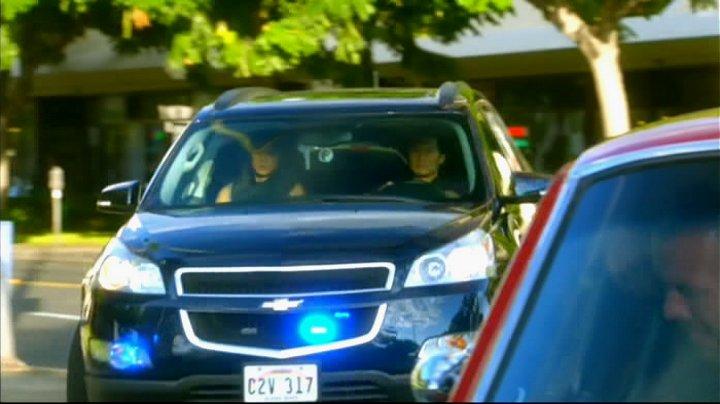 "IMCDb.org: 2009 Chevrolet Traverse LT in ""Hawaii Five-0 ..."