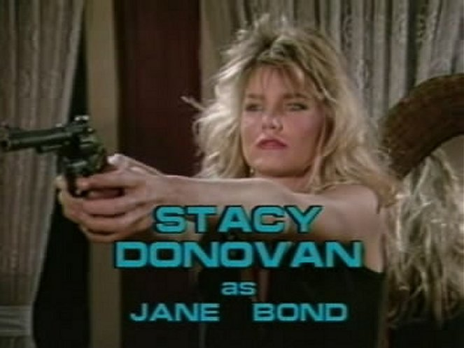 jane bond meets