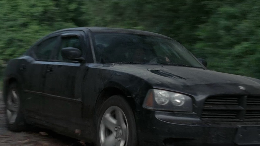 imcdborg 2006 dodge charger police package lx in