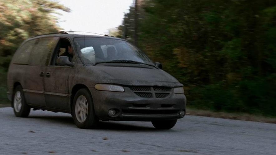 Imcdb Org  1999 Dodge Grand Caravan Sport In  U0026quot The Walking