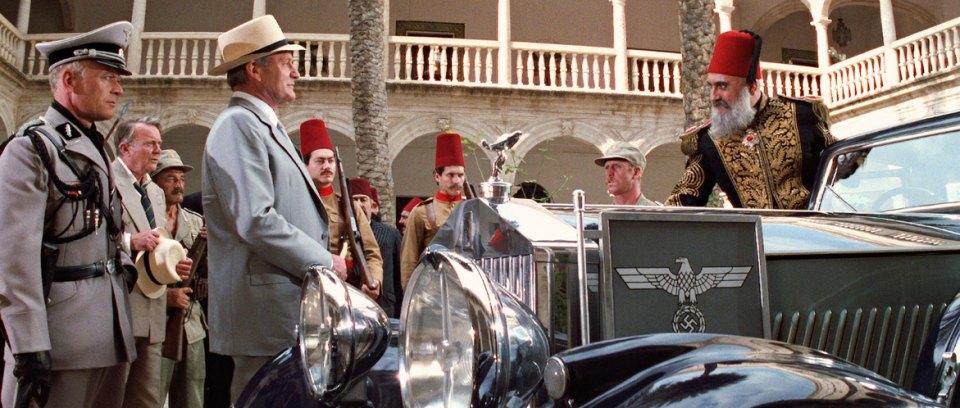 IMCDb.org: 1935 Rolls-Royce 20/25 h.p. Barker Saloon as Rolls-Royce