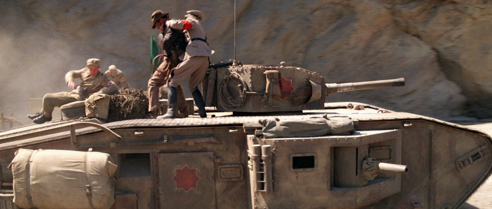Image result for last crusade tank