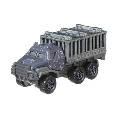 Jurassic World Fallen Kingdom 5 Matchbox All Terrain Fleet Trucks Jeep 2018