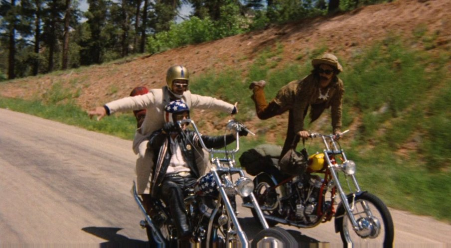 Explain more easy rider movie with you