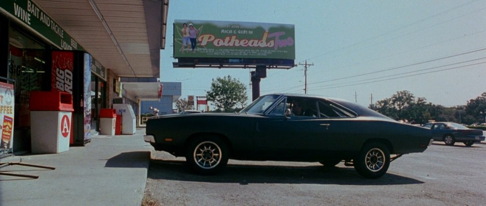 """IMCDb.org: 1969 Dodge Charger In """"Death Proof, 2007"""""""