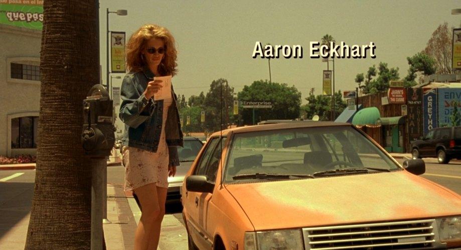 Foto del auto de Erin Brockovich -