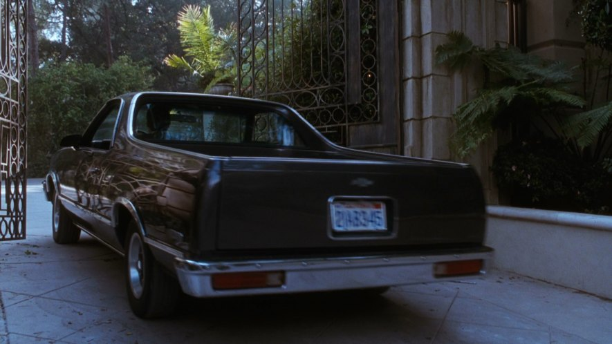 "IMCDb.org: 1982 Chevrolet El Camino [W80] in ""The ..."