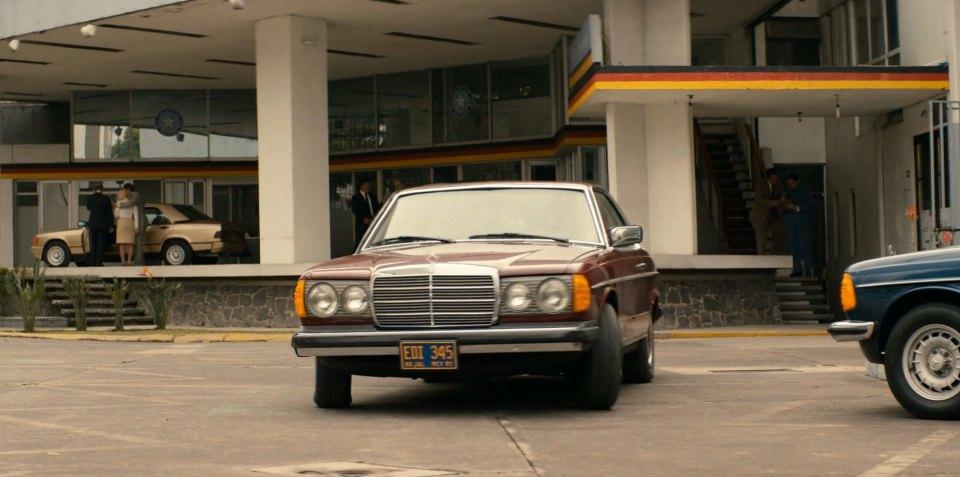 IMCDb.org: 1978 Mercedes-Benz 280 CE [W123] in The Da Vinci Code, 2006