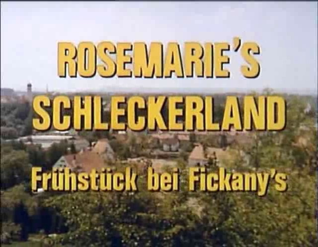 Rosemaries Schleckerland