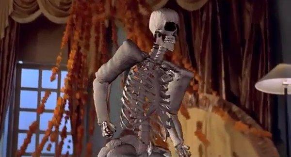 Image result for Jaani Dushman skeleton