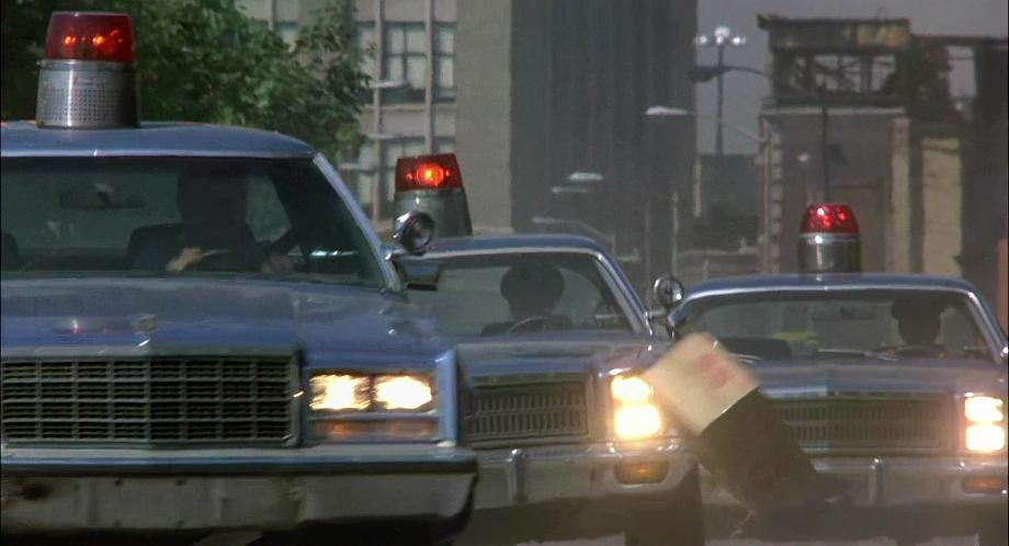 """IMCDb.org: 1977 Plymouth Fury in """"Beverly Hills Cop, 1984"""""""