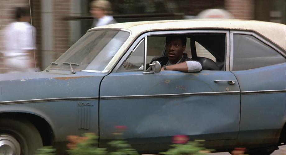 Cars In Beverly Hills Cop