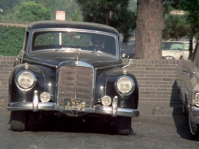 IMCDb.org: 1955 Mercedes-Benz 300 b \'Adenauer\' [W186.011] in ...