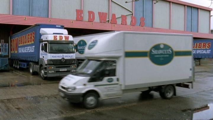 IMCDb.org: 2000 Ford Transit MkIV in Silent Witness, 1996