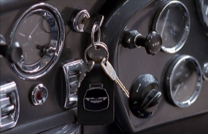"IMCDb.org: 1967 Aston Martin DB6 MkI In ""Midsomer Murders"