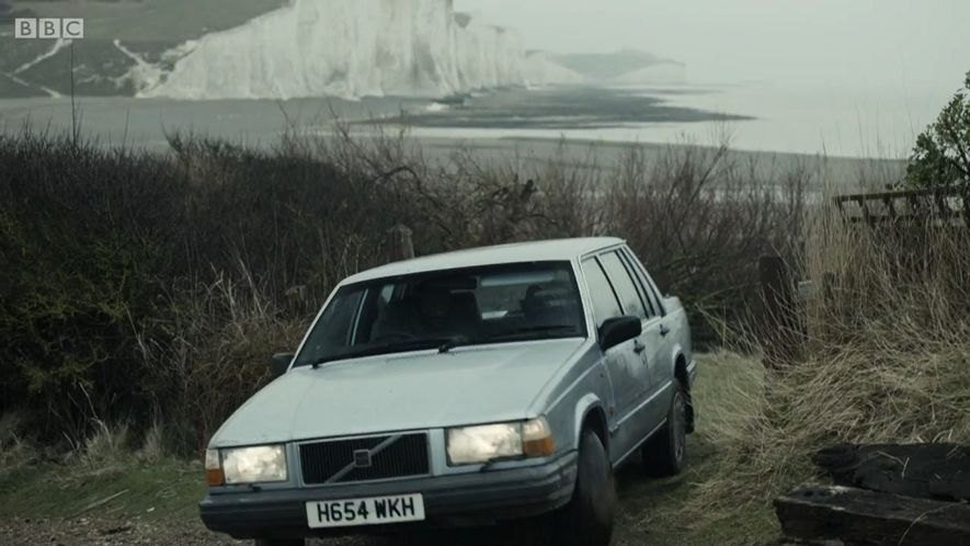 "IMCDb.org: 1990 Volvo 740 GL [744] in ""Luther, 2010-2019"""