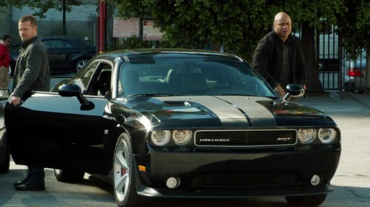 Dodge Challenger Znikaj Cy Punkt on