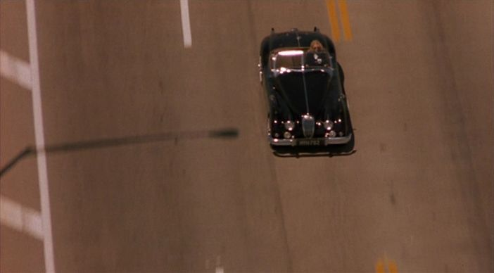 "IMCDb.org: 1956 Jaguar XK 140 Replica Roadster by Cinema Cars in ""Cruel Intentions, 1999"""