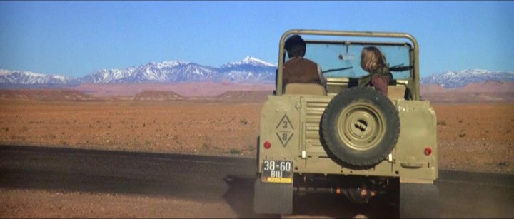 "IMCDb.org: 1984 Land-Rover 90 Modified for Movie in ""The Living ..."