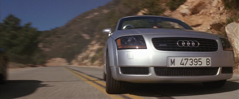 Imcdb Org 1999 Audi Tt Roadster 1 8 T Quattro Pre Production Typ