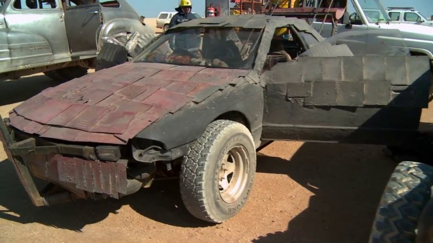 Imcdb Org Nissan Skyline R32 In Quot Mad Max Fury Road 2015 Quot