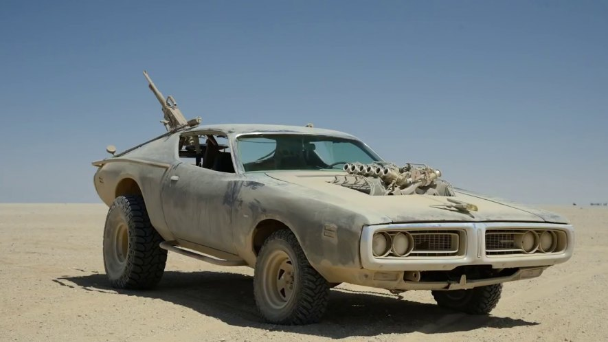 "IMCDb.org: 1971 Dodge Charger in ""Mad Max: Fury Road, 2015"""