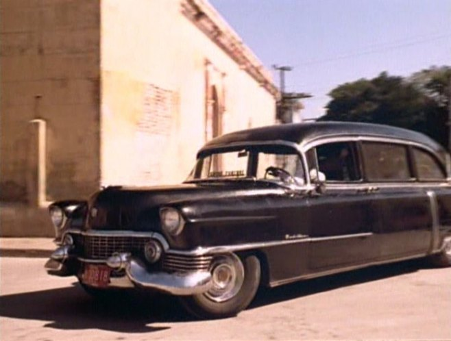 IMCDb.org: 1954 Cadillac Funeral Coach Superior in ...