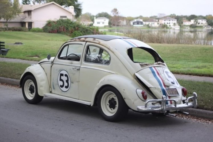 Vw Beetle Rally Car For Sale