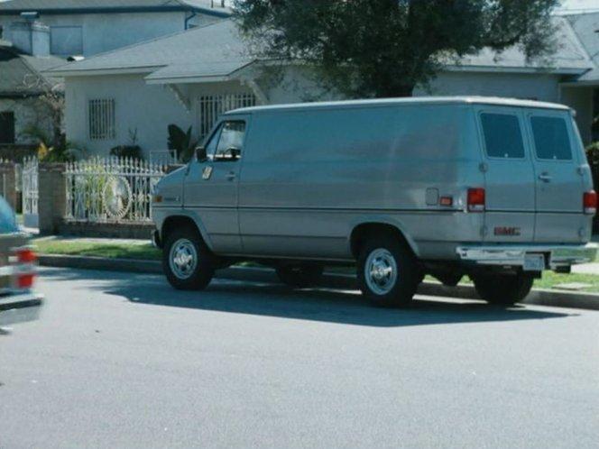 IMCDborg 1985 GMC Vandura In Hunter 1984 1991