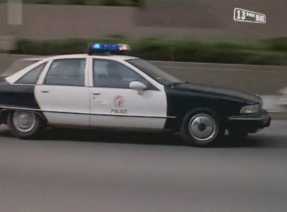 "IMCDb.org: 1992 Chevrolet Caprice in ""L.A. Heat, 1996-1999"""